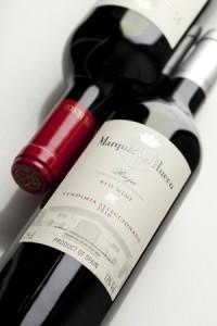 la hora del vino - marques del hueco